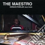 The maestro - parlan horace cd musicale di Horace Parlan