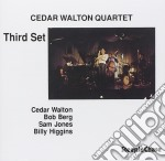 Third set cd musicale di Cedar walton quartet