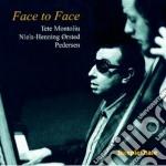Face to face - montoliu tete pedersen orsted cd musicale di Tete montoliu & n.o.pedersen