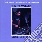 The traveller cd musicale di Khan jamal trio