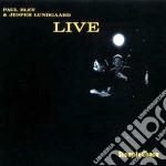 Paul Bley & Jesper Lundgaard - Live cd musicale di Paul bley & jesper lingaard