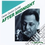 After midnight cd musicale di Dexter gordon quinte