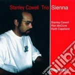 Stanley Cowell Trio - Sienna cd musicale di Stanley cowell trio