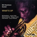 What's up cd musicale di Bill hardman sextet