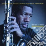 Destiny is yours cd musicale di Billy harper quintet