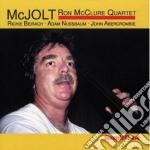 Mcjolt - mcclure ron cd musicale di Ron mcclure quartet