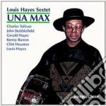 Una max cd musicale di Louis hayes sextet