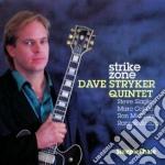 Strike wone cd musicale di Dave stryker quintet