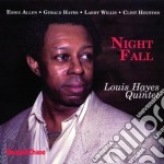 Night fall cd musicale di Louis hayes quintet