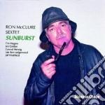 Sunburst cd musicale di Ron mcclure sextet