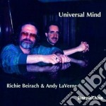 Universal mind cd musicale di Richie beirach & and