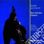 Inner account cd musicale di Ron mcclure quintet