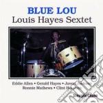 Louis Hayes Sextet - Blue Lou cd musicale di Louis hayes sextet