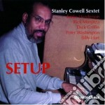 Stanley Cowell Sextet - Set Up cd musicale di Stanley cowell sextet
