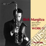 Work it - margitza rick cd musicale di Rick margitza quartet
