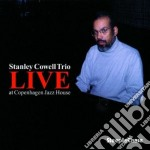 Live - cowell stanley cd musicale di Stanley cowell trio