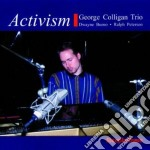 Activism - cd musicale di George colligan trio