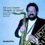 Sleight of hand - cd musicale di Jed levy quartet
