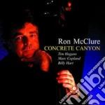 Concrete canyon - mcclure ron cd musicale di Ron mcclure quartet