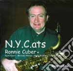 Ronnie Cuber - New York Cats cd musicale di Ronnie Cuber