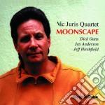 Moonscape - juris vic cd musicale di Vic juris quartet