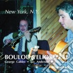 New york, n.y. - ferre' boulou cd musicale di Ferre'quintet Boulou