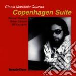 Copenhagen suite - cd musicale di Chuck marohnic quartet