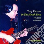 In the heath zone - cd musicale di Tony purrone quartet