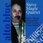 Alto blue - cd musicale di Steve slagle quartet
