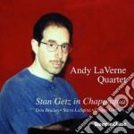 Stan getz in chappaqua - laverne andy cd musicale di Andy laverne quartet