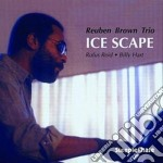 Ice scape - cd musicale di Ruben brown trio