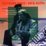 Standard issue - cd musicale di Dick oatts quartet