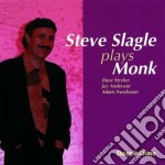 Plays monk - cd musicale di Steve slagle quartet
