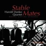 Harold Danko Quartet - Stable Mates cd musicale di Harold danko quartet