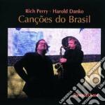 Cancoes do brasil - danko harold cd musicale di Rich perry & harold danko
