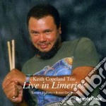 Live in limerick - cd musicale di Keith copeland trio