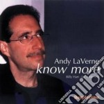 Know more - laverne andy cd musicale di Andy laverne trio