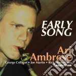 Early song - cd musicale di Ari ambrose quartet