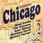 Inside chicago vol.2 - freeman von cd musicale di Brad goode & von freeman