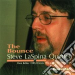 The bounce - laspina steve cd musicale di Steve laspina quintet