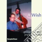 A wish - cd musicale di George colligan & jesper bodil