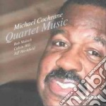 Quartet music cd musicale di Michael cochrane qua