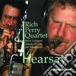 Rich Perry Quartet - Hearsay cd musicale