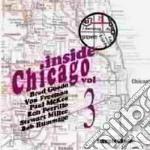 Inside chicago vol.3 cd musicale di Brad goode & von fre