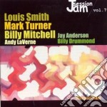 Jam session vol.7 cd musicale di L.smith/m.turner/b.m