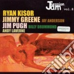 Jam session vol. 8 cd musicale di R.kisor/j.greene/j.p