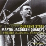 Martin Jacobsen Quartet - Current State cd musicale di Martin jacobsen quar