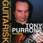 Guitarisk cd musicale di Purrone Tony