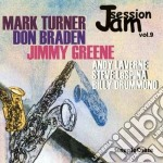 Jam session vol.9 cd musicale di M.turner/d.braden/j.
