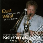 East west cd musicale di Rich perry quartet
